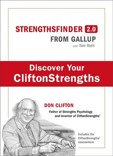 CliftonStrengths-book